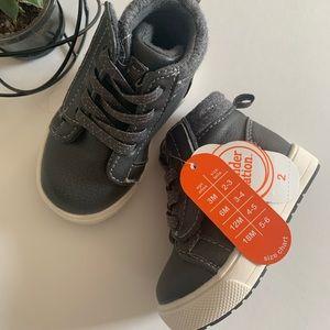 Wonder Nation Baby Sneakers